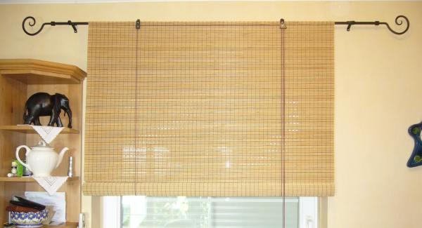 Estores de bamb personalizados a medida en espa a - Estores de bambu para exterior ...